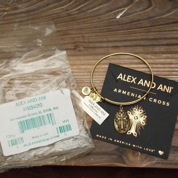 Alex and Ani Jewelry - Alex and ani Armenian Cross
